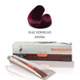 TINTA VERMELHO AMORA 55-62 60g