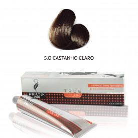 TINTA CASTANHO CLARO 5-0 60g