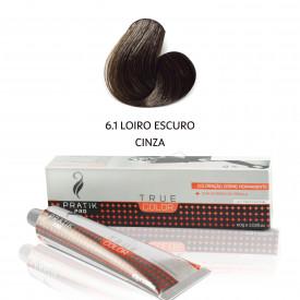 TINTA LOIRO ESCURO CINZA 6-1 60g