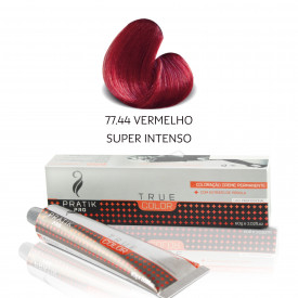 TINTA VERMELHO SUPER INTENSO 77-44 60g