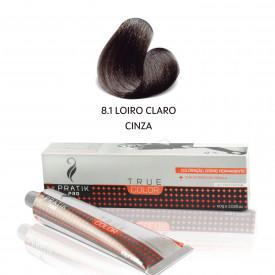TINTA LOIRO CLARO CINZA 8-1 60g