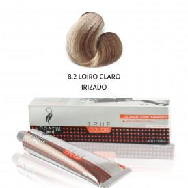 TINTA LOIRO CLARO IRIZADO 8-2