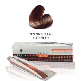 TINTA LOIRO CLARO CHOCOLATE 8-7 60g