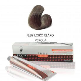 TINTA LOIRO CLARO PEROLADO 8-89 60g