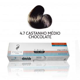 TONALIZANTE 4.7 - CASTANHO MÉDIO CHOCOLATE