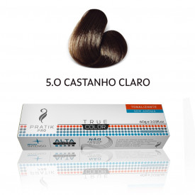 TONALIZANTE 5.0 - CASTANHO CLARO
