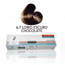 TONALIZANTE 6.7 - LOIRO ESCURO CHOCOLATE